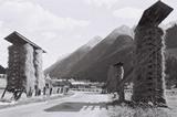Getreideharpfen in Tirol