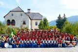 Gruppenbild Musikkapelle Reischach