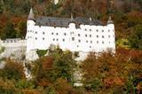 Herbstliches Schloss Tratzberg