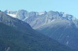 Hoher Angelus und Tschenglser Hochwand im Vinschgau von Nordosten gesehen
