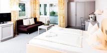 Hotel Belmont Zimmer