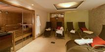 Hotel Bergland Sauna