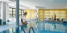 Hotel Bergland Schwimmbad