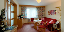 Hotel Bergland Zimmer