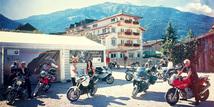 Hotel Enzian Motorrad