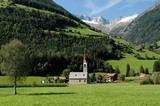 Idylle in St. Johann im Ahrntal