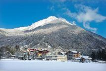 Der alpine Kraftplatz Winter