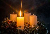 Advent in Schenna/Meran