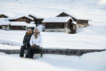 Winter im Stubaital