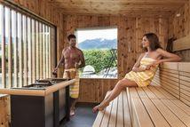 Outdoor Sauna