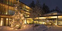 Wellnesshotel Waldhof im Winter