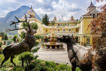 """""""Der alpine Kraftplatz - Alpenrose / Cocoon Lodge"""""""