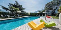 Outdoor Pool Hotel Gartner