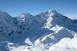 Ortler (3.905 m) winterlich