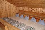 Bettenlager in der Steinseehütte