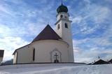 Kirche in Thierbach