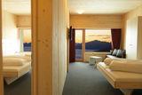 Zimmer in der Venet Gipfelhütte