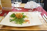Kulinarischer Genuss auf der Venet Gipfelhütte