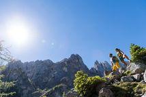 Sanft mobiles Dolomiten Erlebnis
