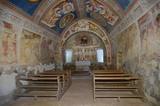 Innenansicht St. Helena Kirche