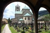 Innichen Romanische Stiftskirche in Innichen (12. Jhdt.)