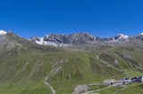 Irzwände (2.777 m, 2.757 m) und der Hochalter (2.678 m) Kühtai