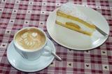 Kaffee und Kuchen am Latzfonser Kreuz