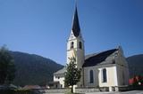 Kath. Pfarrkirche hl. Josef in Obsteig
