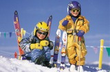 Kinder-Skispaß