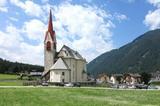 Kirche von St. Martin in Gsies