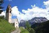 Kirche zur zur Hl. Barbara in Wengen