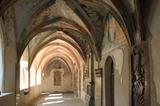 Kreuzgang im Kloster Neustift