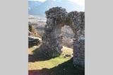 Kuchelen Castelfeder, Überreste aus Byzantinischer Zeit