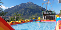Lärchenwald Pool