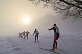 Langlaufen - Dolomitenlauf