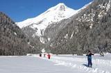 Langlaufloipe Vals-Jochtal