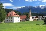 Malerisches Kirchlein bei Bruneck