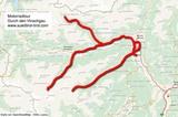 Motorradtour Quer durch den Vinschgau