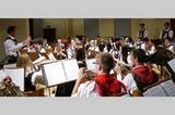 Musikkapelle Ainet beim Frühjahrskonzert 2012 im Gemeindesaal