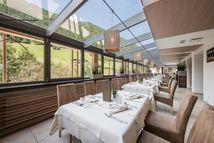 Natur Gorumetküche Hotel Rainer Jaufental