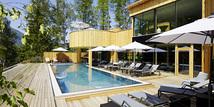 Naturhotel Waldklause Schwimmbad