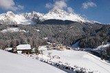 Obereggen (1550 m) Skizentrum-Latemar