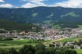 Panoramabild Bruneck (836m)