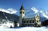 Pfarrkirche Sulden am Ortler (1900m)
