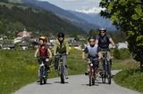 Radfahren in Abfaltersbach