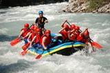 Raftingspaß mit Adrenalin Outdoor Sports