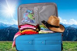 Reisevorbereitungen Tirol