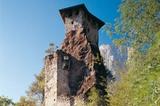 Ruine Festenstein in Andrian