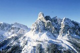 Sass Songher (2665m) bei Corvara - Val-Badia