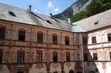 Schloss Tratzberg Innenhof